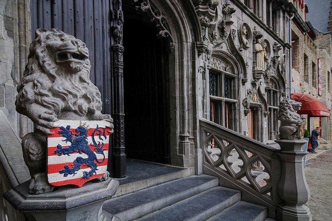 """""""Essential Brugge"""" Photo Tour (2hr open tour/workshop, 4 photographers max.)"""
