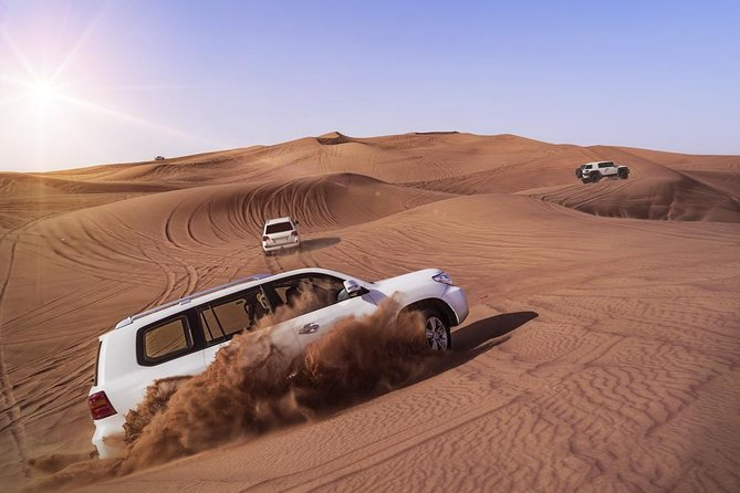 Abu Dhabi Desert Safari Experience Live's show's Bbq Dinner & much More