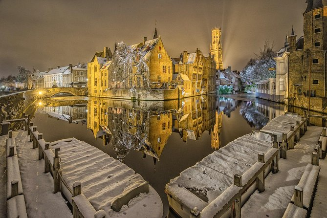 """Shades of Brugge"" Photo Tour (3hr private tour/workshop)"