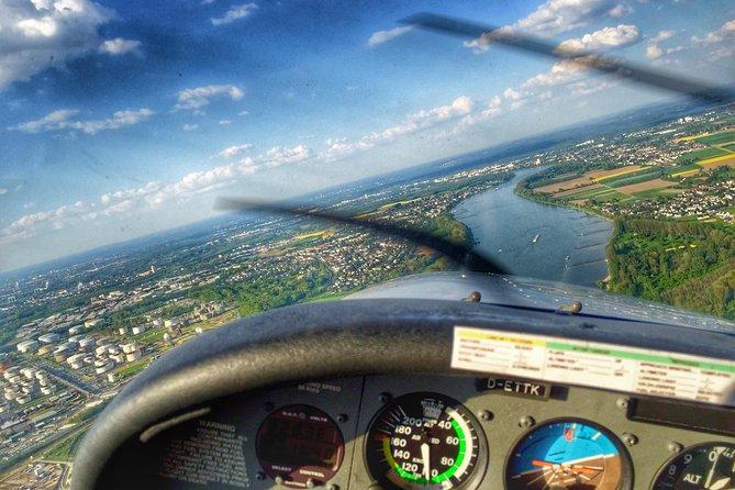 Keulen: privérondvlucht van 1 uur