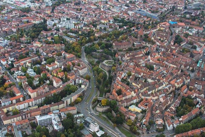 Nuremberg: 1-Hour Private Sightseeing Flight