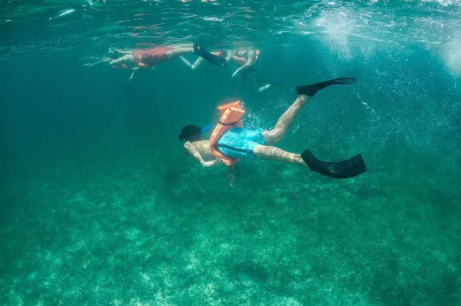 Tulum, Coba and Snorkel in a Reef