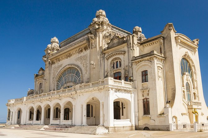 Short private trip from Bucharest: Enjoy a sightseeing tour of the beautiful gateway to the seaside Constanta