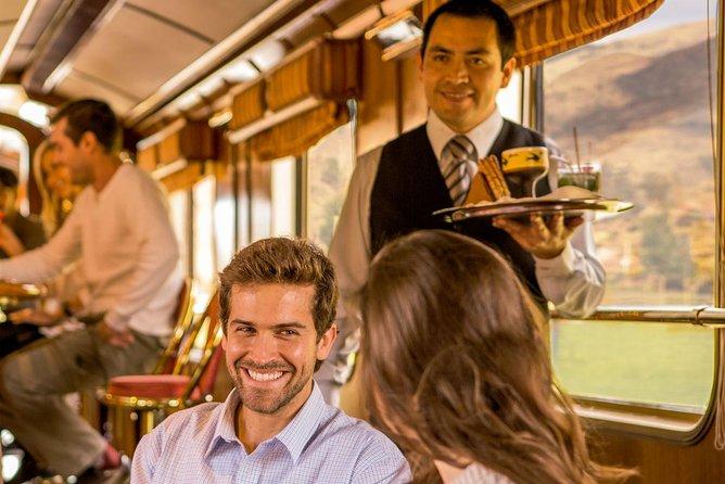 Machu Picchu Luxury Train - Hiram Bingham -Group