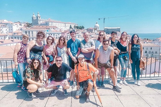 Best of Lisbon Private Walking Tour