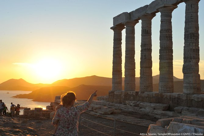 Cape Sounio & Temple of Poseidon Sunset Tour photo 7