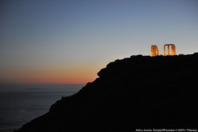 Cape Sounio & Temple of Poseidon Sunset Tour photo 4
