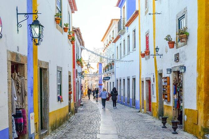 Fátima, Nazaré & Óbidos Private Tour