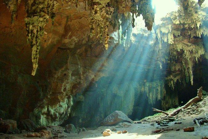 Access Ticket Loltún Caves