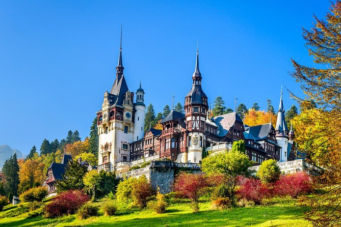 Super Saver Transylvania Must See Castles From Bucharest 2-day Private Tour photo 1