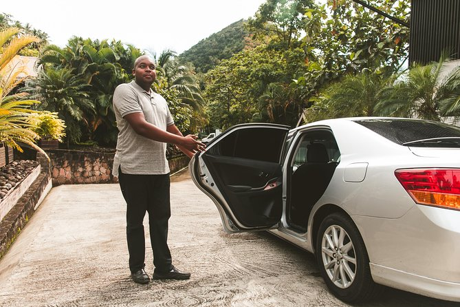Transfer from Hewanorra Airport (UVF) to St James Club Morgan Bay