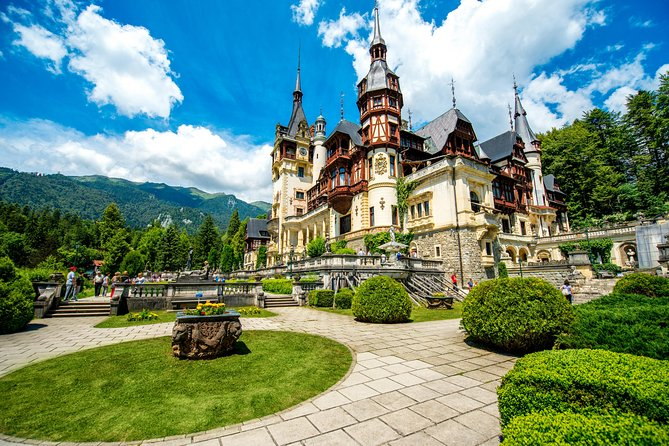 Super Saver Transylvania Must See Castles From Bucharest 2-day Private Tour photo 5