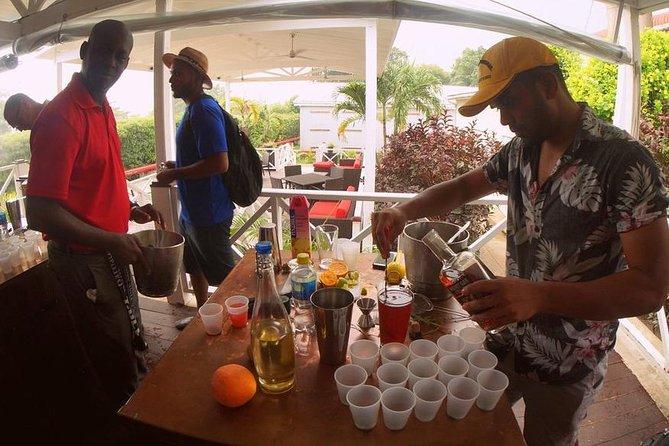 Mount Gay Rum and Cocktail Workshop in Barbados