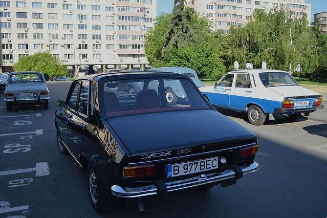 Dacia City Tour with a Visit to Ceausescu's Mansion