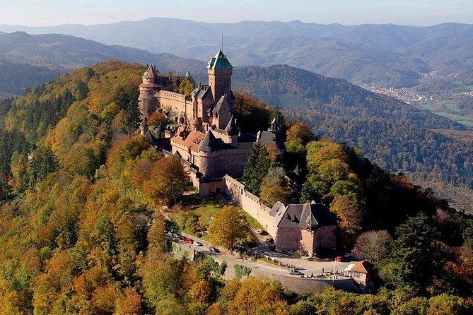 High Koenigsbourg Castle Ticket Access with Transport from Lörrach