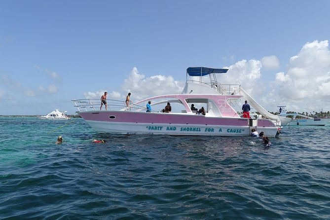 la pachanga party boat