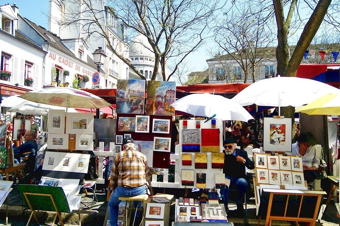 Montmartre & Sacre Coeur Interior Guided Walking Tour - Semi-Private 8ppl Max