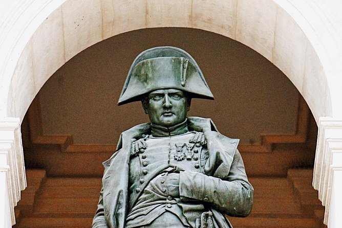 Skip-the-line Invalides Dome Louis XIV & Napoleon Tour - Private Tour