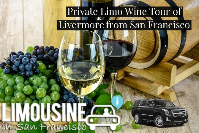 Private Limo Wine Tour of Livermore from San Francisco photo 1
