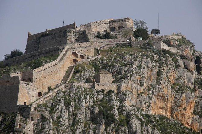 Nauplio, Mycenae & Epidaurus Two Days Tour from Athens