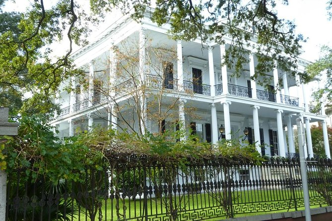 Private Garden District Historical Tour: Destined To Be Different