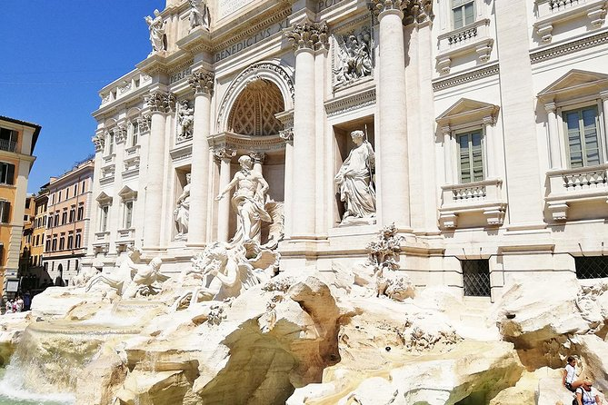Best of Rome Full-day Guided Tour with Vatican Colosseum Trevi & Sistine Chapel