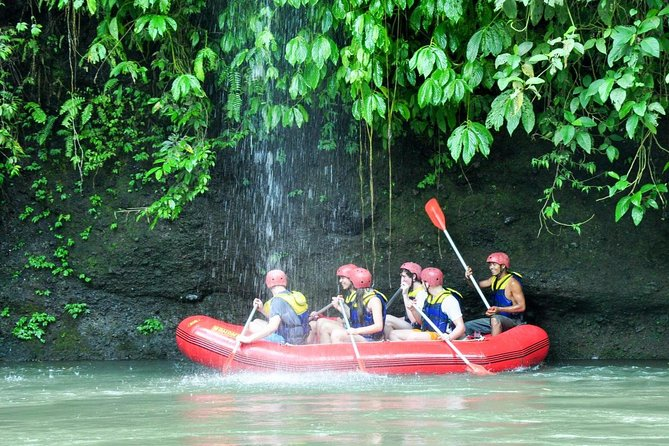 White Water Rafting & Sight Seeing