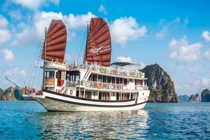 Halong Bay 2 Days-1 Night with Swan Cruise
