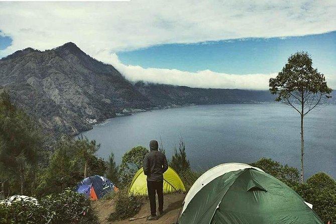 Amazing Trekking on the Mount Batur Caldera watching a beautiful sunrise + Lunch