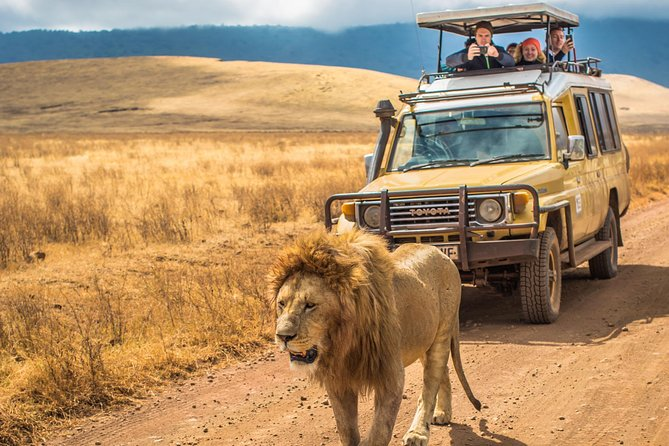 4 Days Tanzania Safari - Tarangire, Serengeti and Ngorongoro Crater photo 1