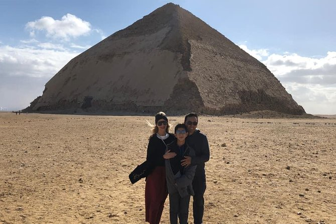 Dahshour Sakkara Memphis day tour from cairo giza hotels
