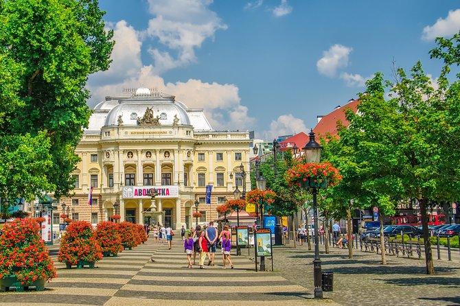 Excursão particular pela cidade de Bratislava
