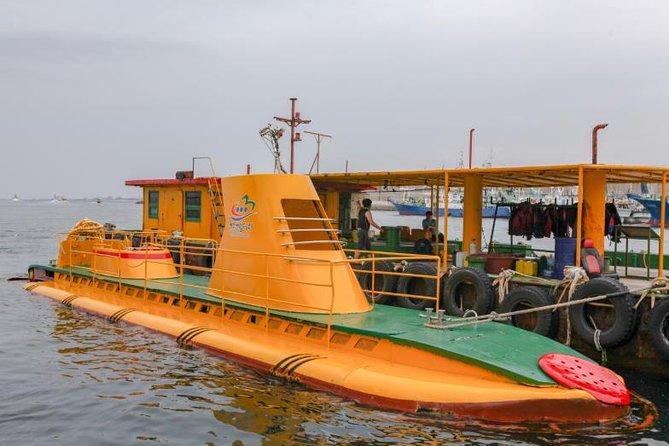 Udo Submarine transfer, One way, Round trip