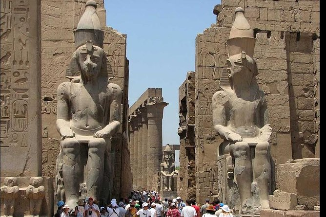 Luxor Trip by bus from Hurghada