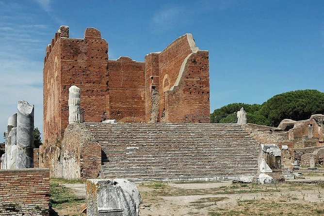 Relive the Ancient Ostia: Half-Day Tour from Rome