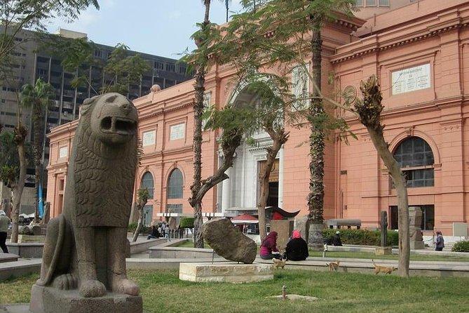 Cairo City Tour Museum , Coptic Cairo and Bazaar)
