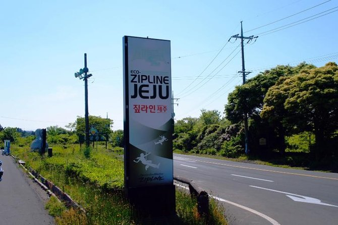 Zipline Jeju transfer,One way,Round trip