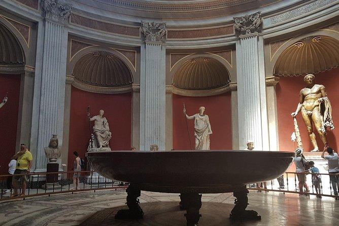 Private Tour: Vatican Museum Evening Tour