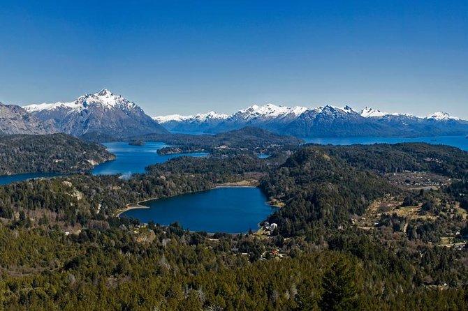 Bariloche Small Circuit with Chairlift Campanario Hill