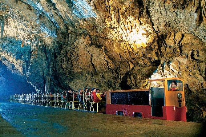 Postojna Cave & Predjama Castle from Rijeka