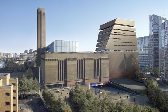 The Tate Modern London Guided Museum Tour - Semi-Private 8ppl Max