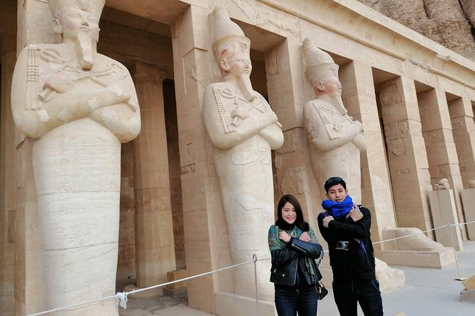 half day tour to West Bank day Tours in Luxor