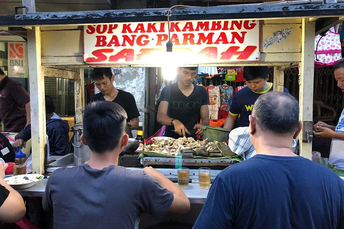 Jakarta Legendary Food Tour
