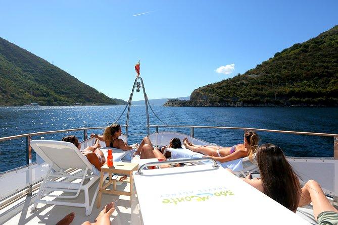 Kotor Cruise: Perast, Our Lady of The Rocks, Mamula, Blue Cave, Porto Montenegro