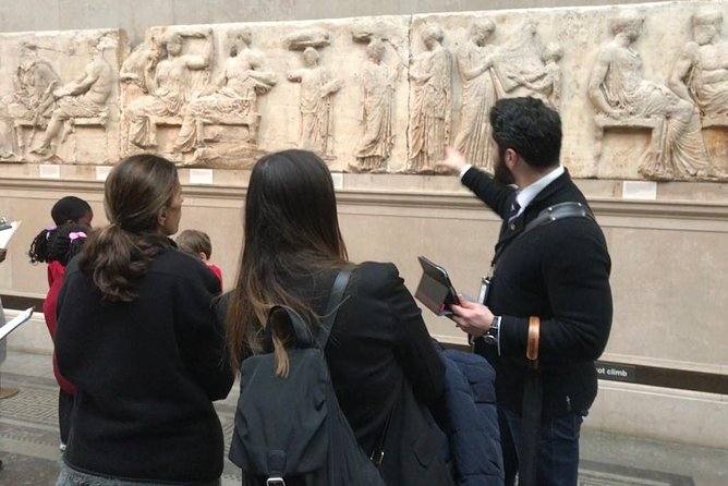 Semi-Private Guided Tour of British Museum