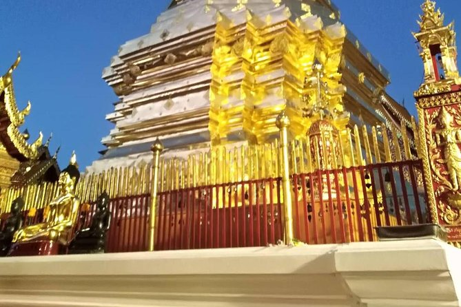 Doi Suthep Temple and Mhong Village photo 4