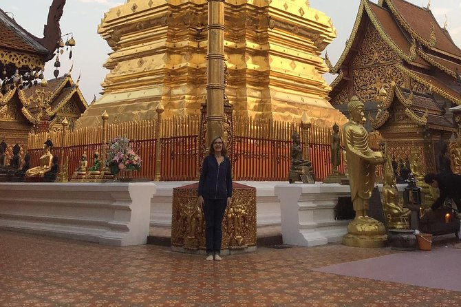 Doi Suthep Temple and Mhong Village photo 8