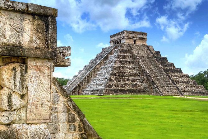 2 Pyramids Coba & Chichen Itza And Colonial City Valladolid In One Private Tour