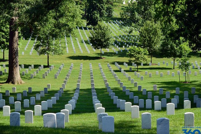 Arlington Cemetery & American History Museum Guided Tour - Semi-Private 8ppl Max photo 15