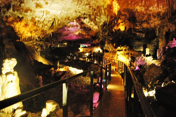 Prometheus Caves & Martvili Canyon Tour In Group